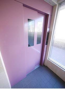 アクアパレスエレベーター